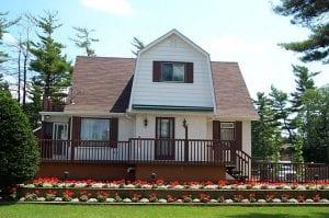 các loại nhà ở Canada dành cho người định cư