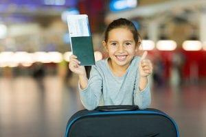 Làm visa Úc cho trẻ em có yêu cầu gì?