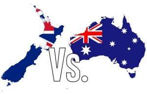 visa Úc có đi New Zealand được không?