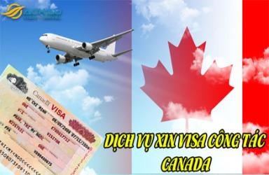 kinh nghiệm xin visa đi công tác Canada dành cho người mới