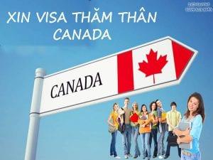 Điều kiện để xin visa thăm thân Canada 2020