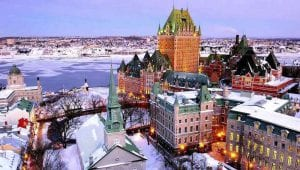 Điều kiện xin visa đi công tác Canada