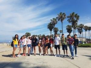 đăng ký du học mùa hè tại Mỹ theo chương trình của ANB
