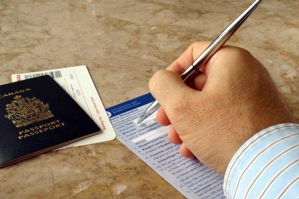 Xem hướng dẫn xin visa công tác Canada