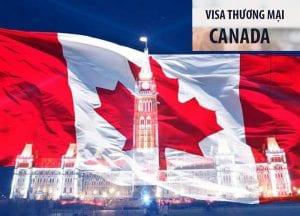 Xin visa đi công tác Canada
