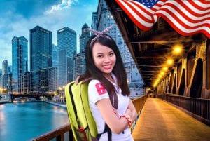 Học tốt ngoại ngữ để trở thành Du học sinh Mỹ