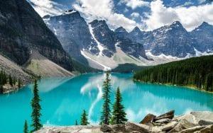 Thiên nhiên tuyệt đẹp tại Canada