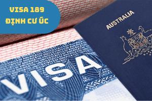 Điều kiện để có thể xin visa 189