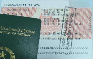 Giấy tờ bị thiếu có thể khiến hồ sơ xin visa bị từ chối