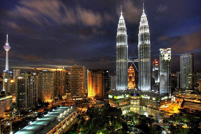 kuala lumpur là thủ đô của nước nào, malaysia thủ đô, thủ đô của malaixia,
