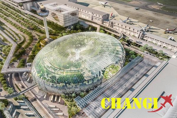 sân bay changi ở đâu, sân bay changi, sân bay quốc tế changi, changi, sân bay changi singapore