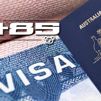 visa 485 úc, visa 485, visa 485 australia, visa 485 là gì, visa 485 úc 2020, điều kiện xin visa 485 úc, visa 485 ở úc