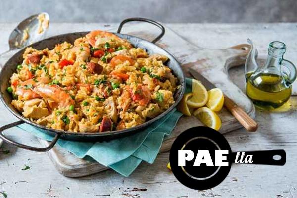 paella, paella là gì, paella là món gì